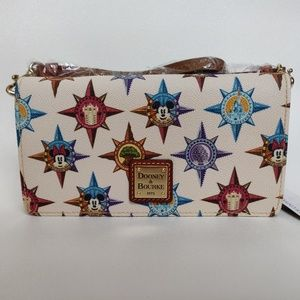 Dooney & Bourke Disney Parks Passport Wallet Purse